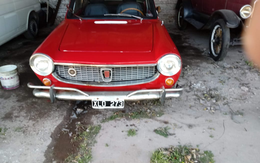 Fiat 1500 cupe