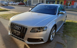 Audi A4 AUDI A4 EQUIPAMIENTO S4