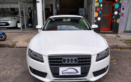 Audi A5 coupe 2.0TFSI Multitronic, impecable
