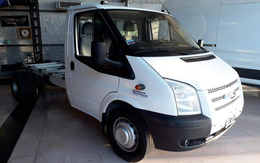 FORD TRANSIT CH 460 CHASIS - 2013
