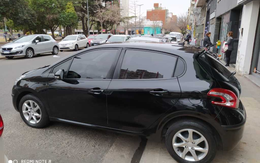 Peugeot 208 Allure nav 2014, impecable. Autod
