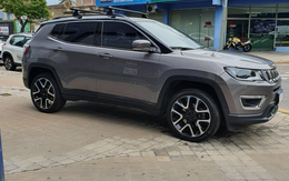 Jeep Compass Limited 2.4 AT9 AWD