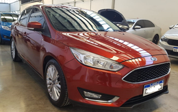 Ford Focus III SE Plus Sedan
