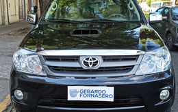 Toyota Hilux SW4 4x4 SRV 3.0 Manual 5 As.