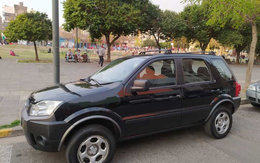 Ford Ecosport 1.6 XLS 2008, impecable!