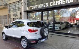 Ford EcoSport KD
