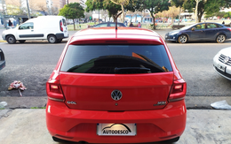 Volkswagen Gol Trend Pack 1 2017, impecable!
